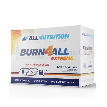 Allnutrition Burn4all Extreme 120 kapsułek