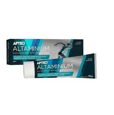 Altaminium APTEO z nagietkiem żel 75 g