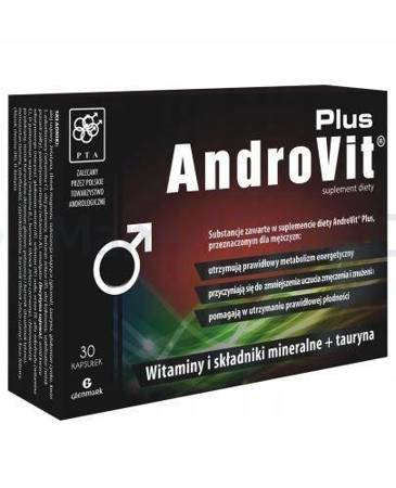 AndroVit Plus 30 kapsułek