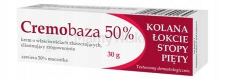 Cremobaza 50% krem złuszczający 30g