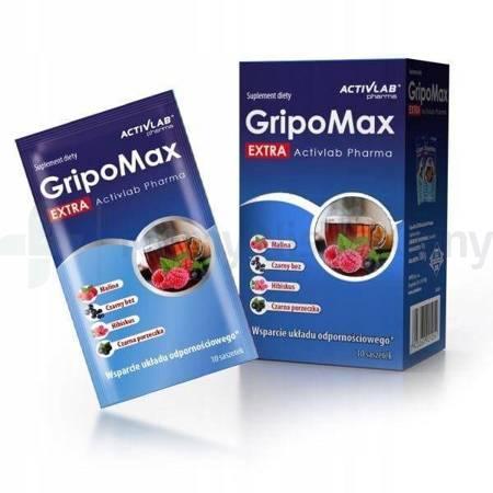 GripoMax Extra 10 saszetek
