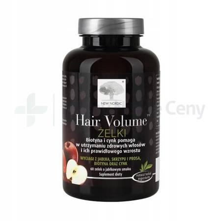 Hair Volume żelki 60 szt.