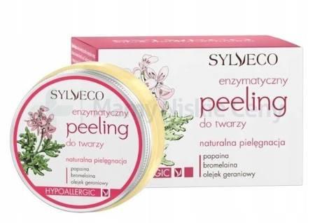 SYLVECO Peeling do twarzy enzymatyczny 75ml
