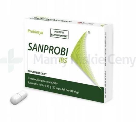 Sanprobi IBS 20 kapsułek
