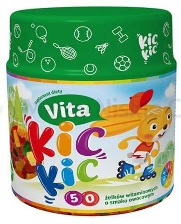 Vita KIC KIC żelki 50 sztuk